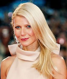 """Gwenyth Paltrow is the curator of the site, goop.com, which publishes educational articles how to eat """"green"""" and healthy, as well as being an e-commerce site. She is the author of a cookbook and leads an eco-friendly lifestyle. Grace Kelly, Gwyneth Paltrow Diet, Marathon, Katheryn Winnick, Claire Danes, Gillian Anderson, Anthony Hopkins, Julianne Moore, News Website"""