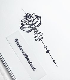 Image result for water lily tattoo