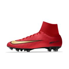 Nike Mercurial Victory VI Dynamic Fit FG iD Men s Firm-Ground Soccer Cleats  Size 11.5 cb13bc472