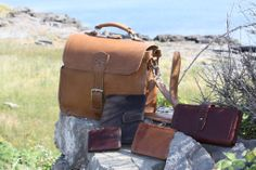 Paul Deskines travels with his leather to the Aran Islands.