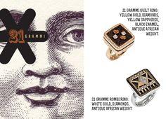 21 Grammi - Rings