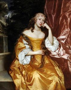 ca. 1664 Margaret Brooke, Lady Denham 1646-67 Sir Peter Lely (Sheffield Museums) from bbc.co.uk
