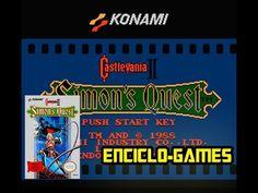 NES Gameplay #23 - Castlevania II: Simon's Quest  (Nintendo classic mini)