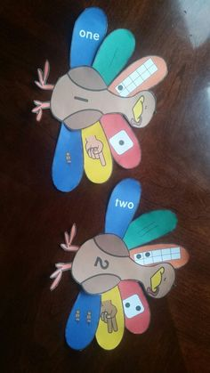 This is a 4 pack game set for November and Thanksgiving. The games can be used for math and literacy centers. Students needs to match 6 feathers to the corresponding number on each turkey. The 6 feathers include the number word, tally marks, ten frame, dice, finger counting and counting correspondence.