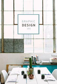 The Business of Blogging: Graphic Design 101 - Apartment 34