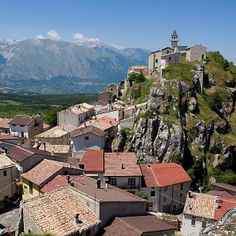 Montenerodomo, Abruzzo, Italy  A place I consider home