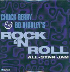 Chuck Berry & Bo Diddley's Rock 'N Roll All-Star Jam Pioneer Music Laserdisc