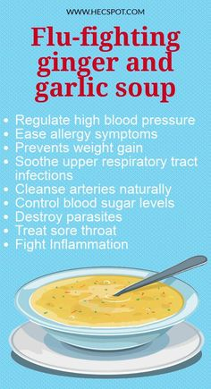 This Ancient Ginger and Garlic Soup Recipe Fights the Flu, Common Cold, Excess Mucus & Sinus Infections food recipes Flu Remedies, Health Remedies, Natural Remedies, Herbal Remedies, Flu Soup Recipe, Soup Recipes, Recipies, Cooking Recipes, Daily Health Tips