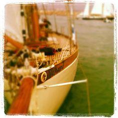 Classic yacht -régate royale de Cannes - Wayward 1908 - benoit bouffard
