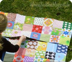 365 Tage-Quilt { März-Review }