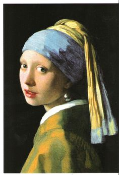 """""""The Girl with the Pearl Earring"""", Mauritshuis, 10.10."""