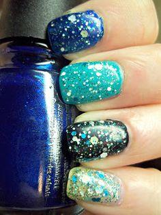 Jindie Nails - Soul Surfing   Nail Polish Goddess