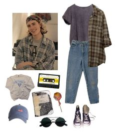 An art collage from February 2018 Retro Outfits, Grunge Outfits, Grunge Fashion, New Outfits, Cool Outfits, Summer Outfits, Fashion Outfits, 90s Inspired Outfits, Beautiful Costumes