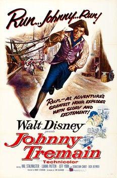 Johnny Tremain 1957