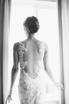Stunning black and white bridal portrait: http://www.stylemepretty.com/2016/05/27/red-boho-style-ranch-wedding/   Photography: Carmen Santorelli - http://carmensantorellistudio.com/