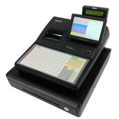 High featured System Cash Register 	 	 	IRC (Ethernet) up to 32 Registers 	 	 	7