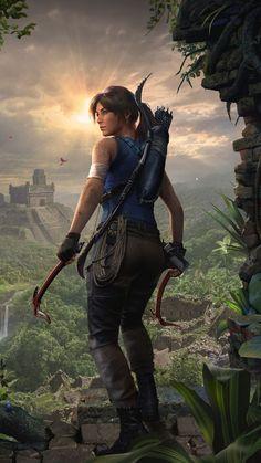 Explorer, video game, Lara Croft, Shadow of the Tomb Raider wallpaper Costume Lara Croft, Lara Croft Cosplay, Tomb Raider Lara Croft, Tomb Raider Cosplay, Lara Croft Angelina Jolie, Lara Croft Disfraz, Lara Croft Wallpaper, Tomb Raider Video Game, Arcee Transformers