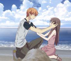Fruits Basket Quotes, Fruits Basket Manga, Sad Anime, Anime Love, Anime Art, Girls Anime, Anime Guys, Manga Girl, Best Anime Drawings