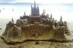 APO sand castle