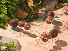Die 9 Besten Bilder Von Ameisen Ant Ants Und Creative Crafts