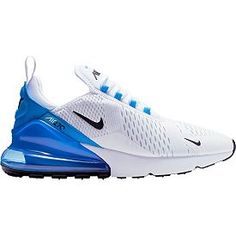 Pick up Nike Men's Air Max 270 Shoes today with DICK'S Free Contactless Curbside Pickup! Air Max Sneakers, Nike Air Shoes, Adidas Shoes Women, Sneakers Mode, Sneakers Fashion, Women Nike, Fashion Outfits, Stylish Outfits, Men's Fashion