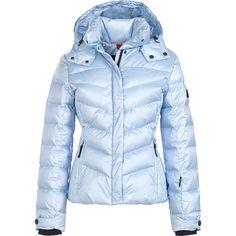 Bogner - Fire+Ice - Sally 3 Metallic Jacket - Women's - Glacier
