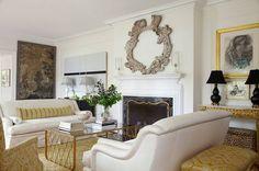 Veranda+Living+Room | via Veranda magazine