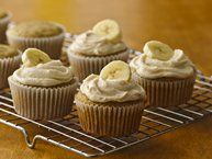 Brown Sugar Cupcakes with Browned Butter Frosting recipe from Betty Crocker