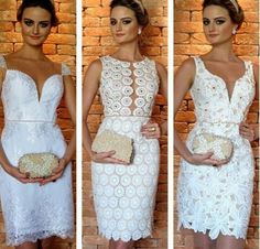 Upgrade your wardrobe and try new styles this year. Civil Wedding Dresses, Bridal Dresses, Bridesmaid Dresses, African Fashion Dresses, African Dress, Lace Dress Styles, Rehearsal Dinner Dresses, Short Dresses, Formal Dresses