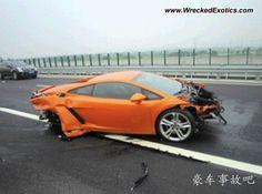 100 Wrecked Super Cars Ideas Super Cars Car Crash Crash