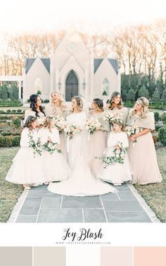 12 of the Loveliest Winter Wedding Color Palettes - Chic Vintage Brides : Chic Vintage Brides wedding colors Blush Winter Wedding, Gold Wedding Theme, Winter Wedding Flowers, Burgundy Wedding, Winter Weddings, Wedding Themes, Winter Wedding Bridesmaids, Elegant Winter Wedding, Wedding Navy