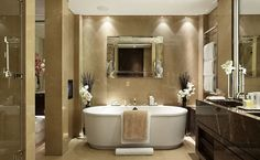 Amazing 185 Luxury Bathrooms Ideas To Make You Shower Like A Queen https://pinarchitecture.com/185-luxury-bathrooms-ideas-to-make-you-shower-like-a-queen/