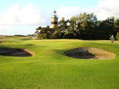 Golf teren Falsterbo, Švedska