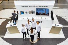 SAMSUNG S7 -kiertue suunnittelu: OSG rakenteet ja toteutus: FF
