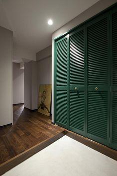 専門家:YLANG  YLANGが手掛けた、玄関(M house)の詳細ページ。新築戸建、リフォーム、リノベーションの事例多数、SUVACO(スバコ)