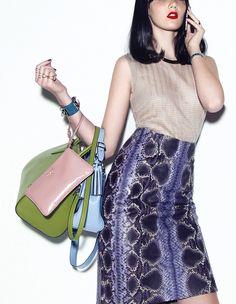 produccion Vogue Mexico Abril 2013 superpoder accesorios primavera 2013