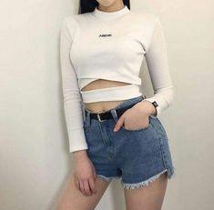 Korean Fashion Trends you can Steal – Designer Fashion Tips Korean Fashion Summer, Korean Girl Fashion, Korean Fashion Trends, Korean Street Fashion, Korea Fashion, Japanese Fashion, Cute Fashion, Asian Fashion, Look Fashion
