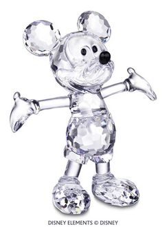 Swarovski Mickey Mouse Disney Crystal -