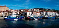 Orio - Puertos de pesca del cantabrico - España Fascinante