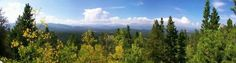 Panorama Point, Golden Gate Canyon State Park, where I was married