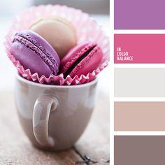 Цветовая палитра №1352