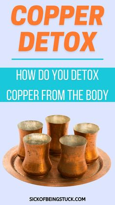 Learn how to remove copper from your body and how to get rid of Nervous System Disorder, Reproductive Disorder, Connective Tissue Disorder, and Liver Disorder. #copperdetox #coppertoxicity…