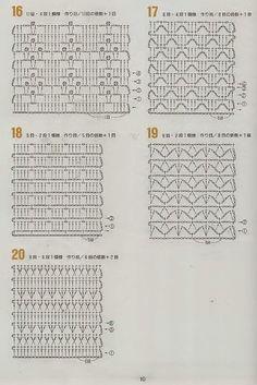 Todo crochet: 15 puntos para tejer al crochet