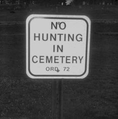 I want to know the story behind this sign