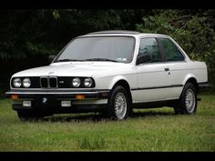 1986 BMW 325iS 2 Door Coupe E30 5-Speed Manual Alpine Weiss Slideshow E30, Manual, Cars, Vehicles, Cutaway, Autos, Automobile, Vehicle, Car