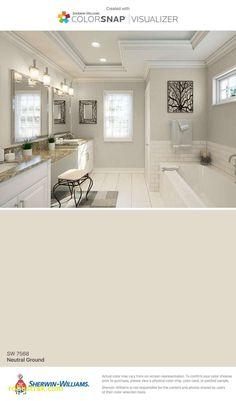 Ideas Exterior House Colors Tan Bathroom For 2019 Interior Paint Colors For Living Room, Paint Colors For Home, Living Room Paint, House Colors, Wall Colors, Interior Painting, Living Rooms, Interior Colors, Interior Design