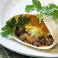 Addictive Sweet Potato Burritos - Allrecipes.com