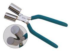 Wubbers Round Mandrel Pliers Jumbo 18mm - 21mm