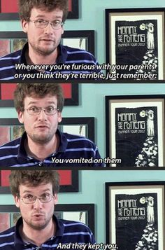 john green is my idol. and forever will be my idol. Hank Green, John Green Funny, John Green Books, You Mad, Marcus Butler, Joe Sugg, The Fault In Our Stars, It Goes On, Thats The Way