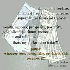 Decree And Declare You Are Courageous Thats Todays Declaration